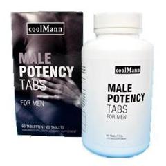 Tabletki na potencję Male Potency Tabs