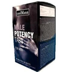 Tabletki na erekcję Male Potency