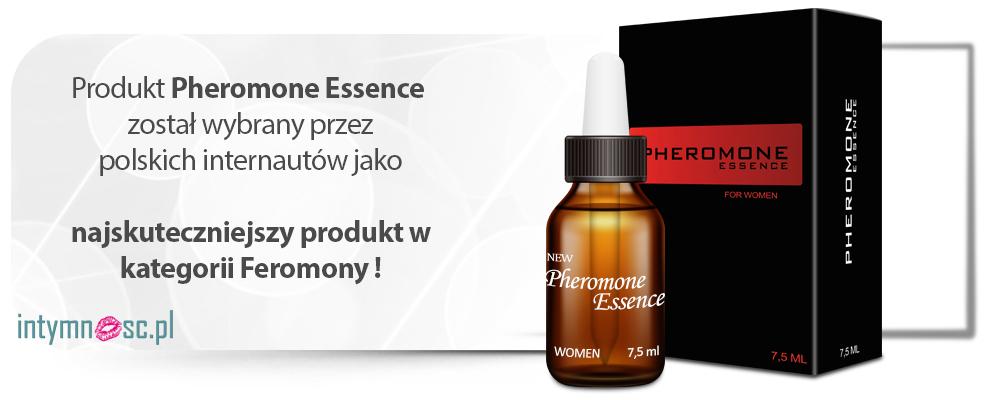 Pheromone Essence damskie 7,5ml - czysta esencja uwodzenia!