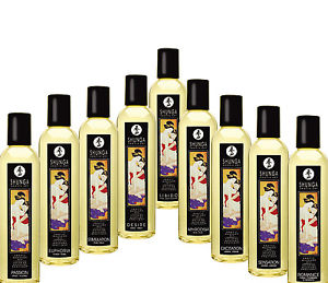 Shunga - Aphrodisia Roses Massage Oil 250 ml