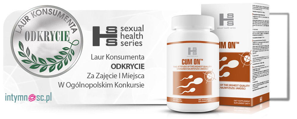 Laur Konsumenta dla produktu Cum On