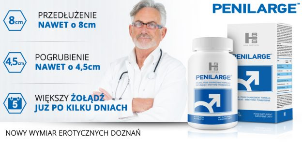 Tabletki na powiększenie penisa Penilarge