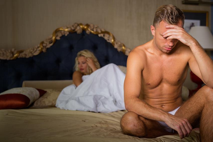 Erekcja - jak to działa? Poznaj anatomię męskiego wzwodu