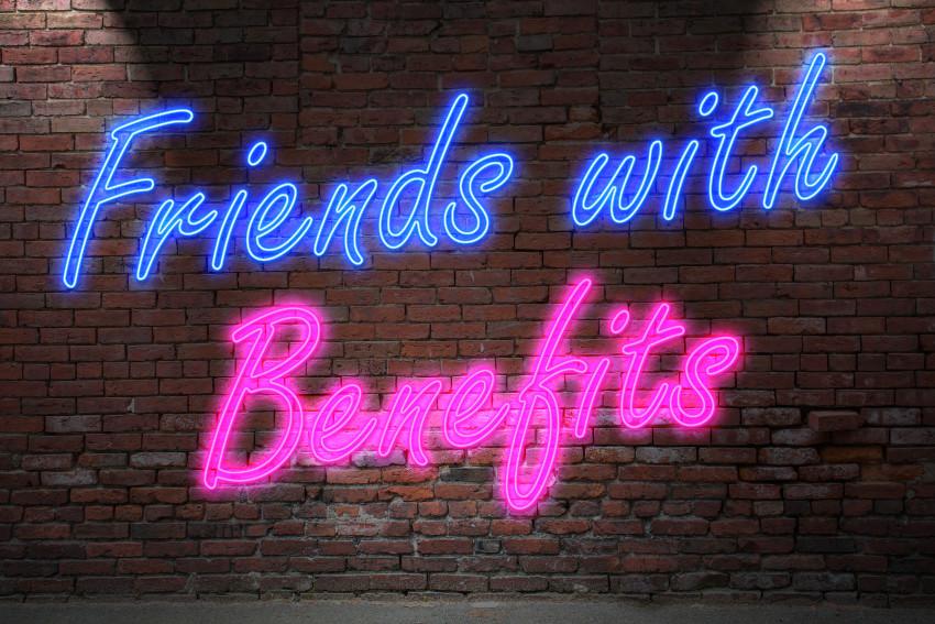 Friends with Bnenefits - co to jest i jak znaleźć FWB?