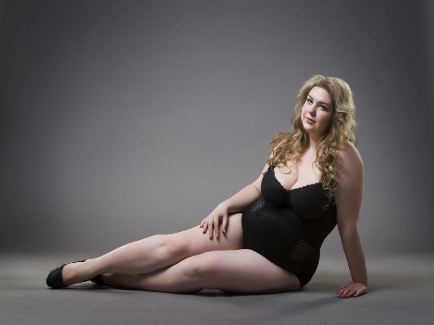 Bielizna erotyczna plus size w rozmiarze XXL - nie tylko dla modelek