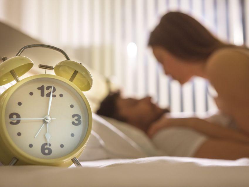 Jak długo powinien trwać idealny stosunek?