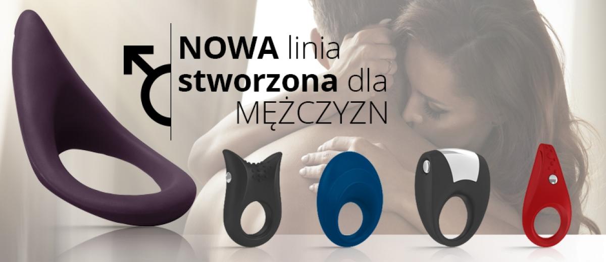 Pierścienie erekcyjne - nowa linia w Intymnosc.pl